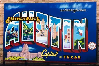 Keep Austin Weird- Private Excursion: Street Art, Murals, and Food Trailers