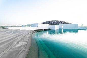 Louvre Museum Ticket - Abu Dhabi