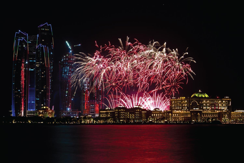 NEW YEAR PACKAGE ABU DHABI 5 Days / 4 Nights - Abu