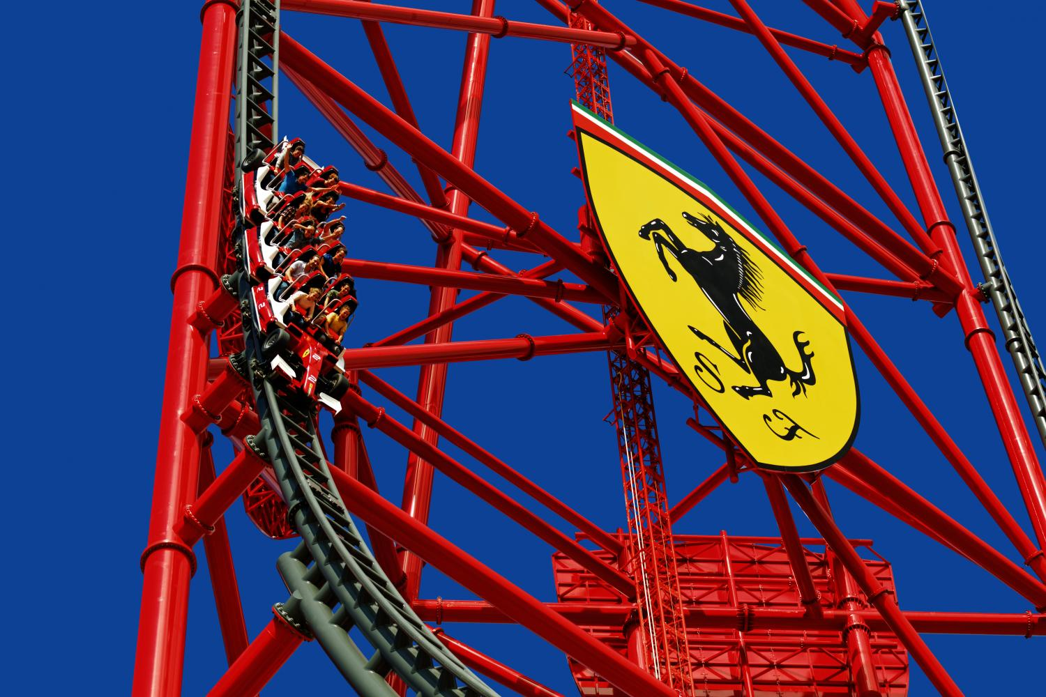 One Day Trip To Portaventura And Ferrari Land From Barcelona