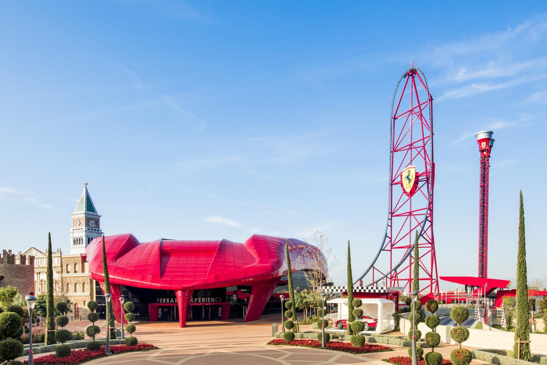 Ticket PortAventura Park & Ferrari Land - Tarragona