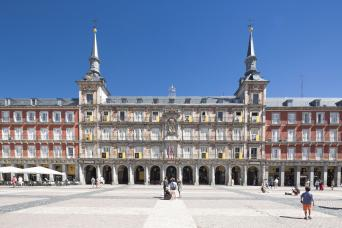 Madrid Highlights Tour and