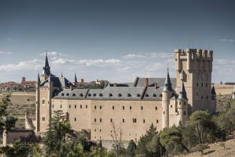 Small Group: Segovia and the Medieval Town of Pedraza