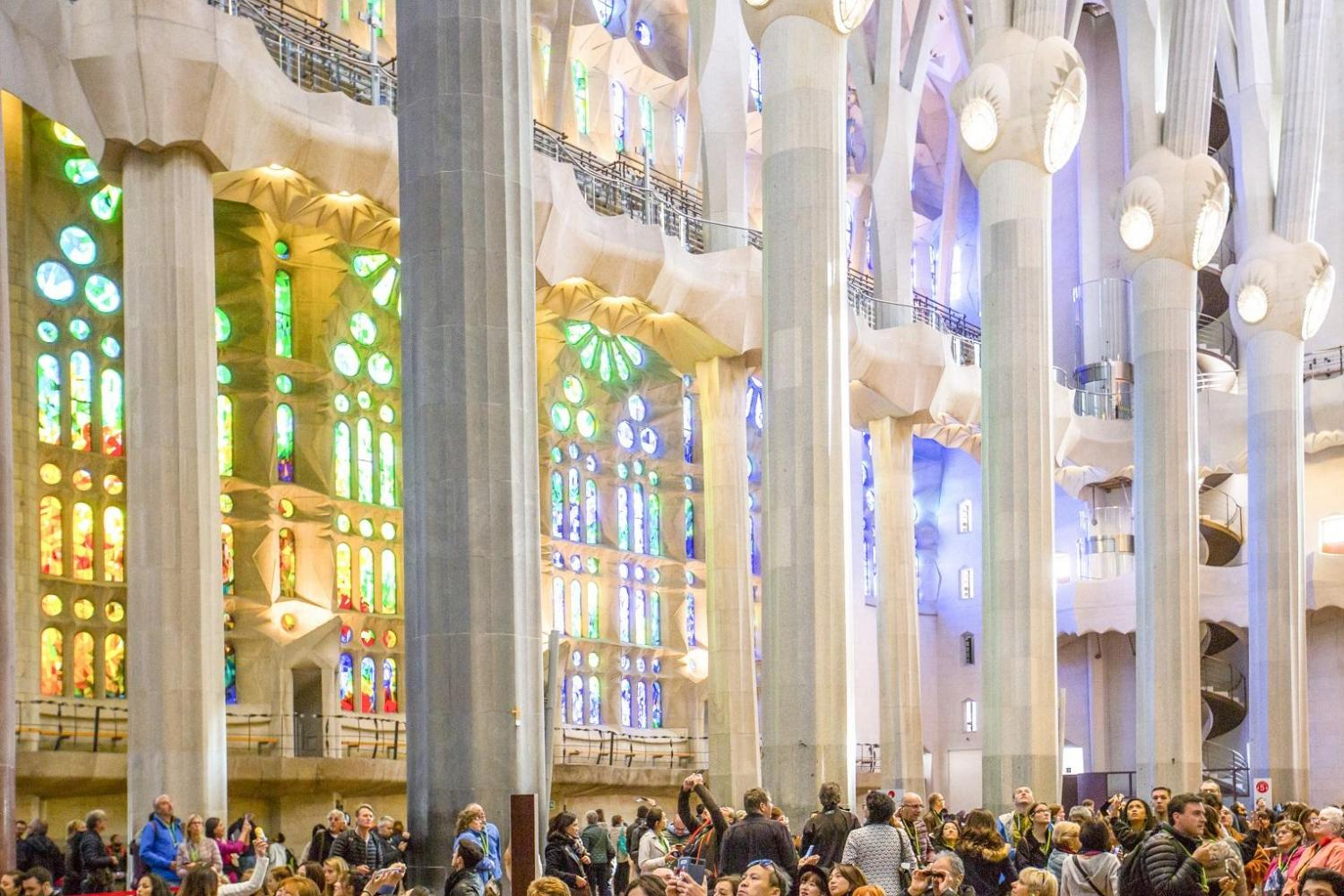 Fast Track Guided Tour Sagrada Familia With Towers Barcelona