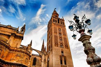 Seville Full Day Tour Express from Malaga