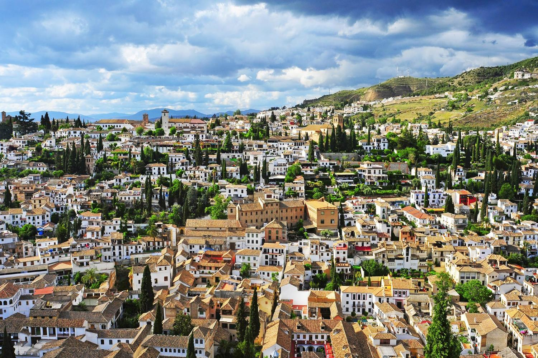 Albaizyn and Sacromonte Walking Tour - Granada