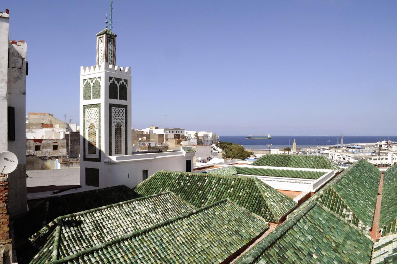 Enjoy exotic Tangier