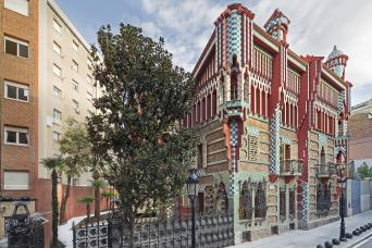Exclusive Casa Vicens Guided Tour