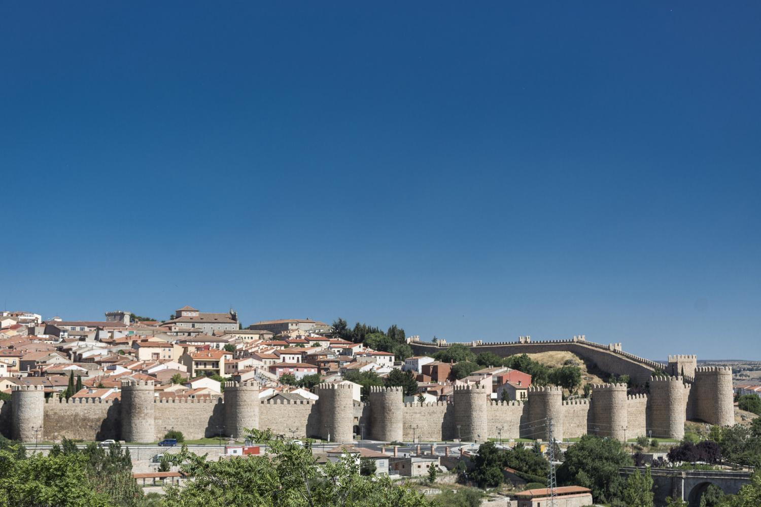 You'll be stunned by Avila and Segovia