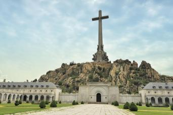 Royal Monastery of El Escorial, Valley of the Fallen and Royal Site of Aranjuez