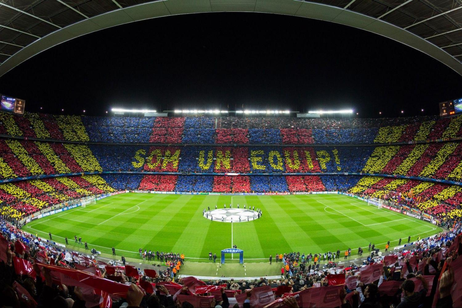 Football Club Barcelona Private Tour Barcelona