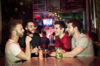 gay bar tour barcelona