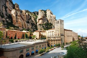 Montserrat Morning Tour in Chinese