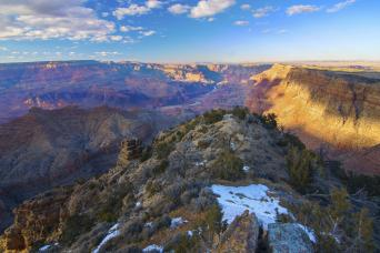 Explore the South Rim of the Grand Canyon National Park to its fullest