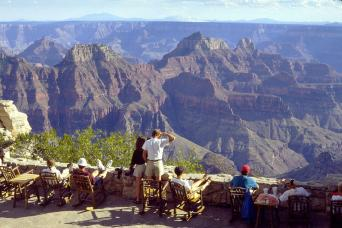 A leisurely trip to the Grand Canyon is hard to beat