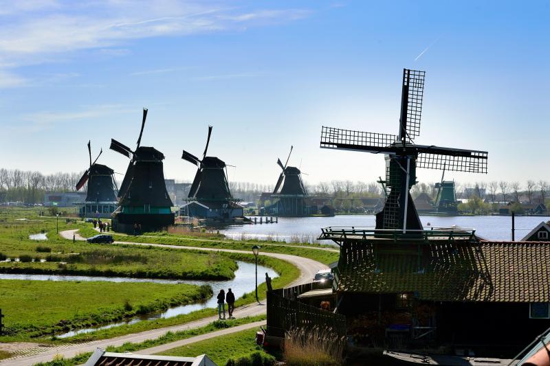 Windmill Village