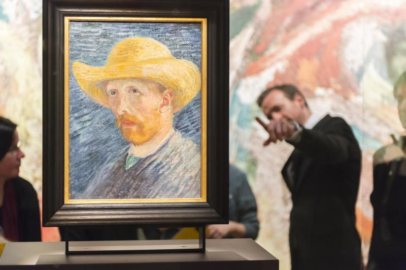 Van Gogh Returns