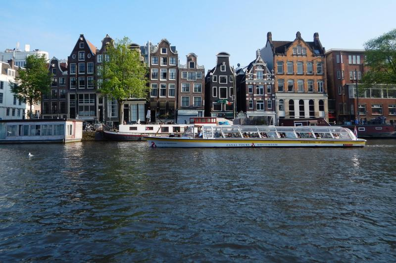 A great way to explore the heart of Amsterdam