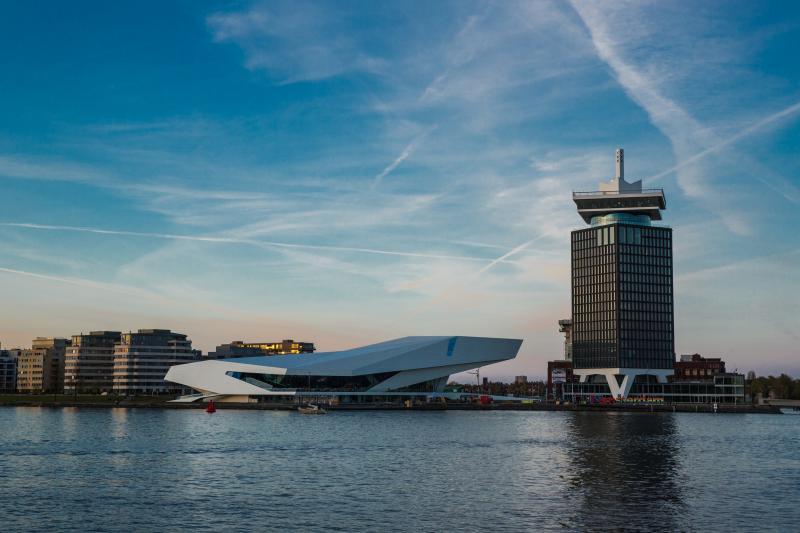 view at Amsterdam North