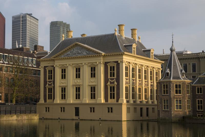 Den Haag- Mauritshuis