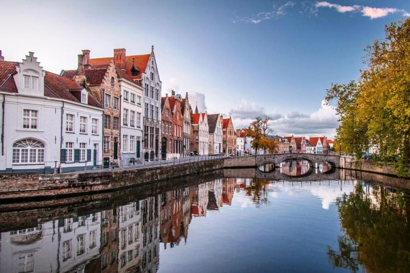 Bruges, one of Europe's most charming cities, also named the Venice of the North