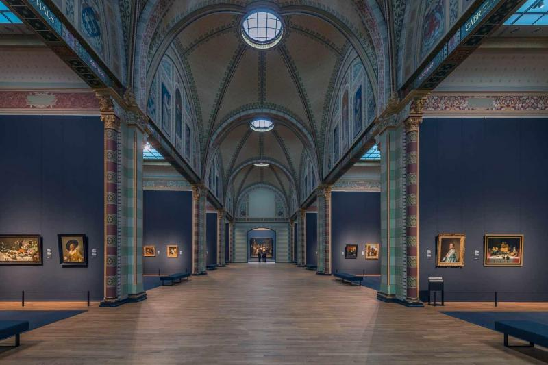 The Rijksmuseum's Gallery of Honour