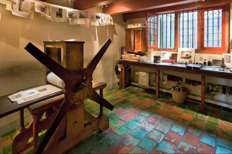 Step back in time with painstakingly recreated 17th century interiors