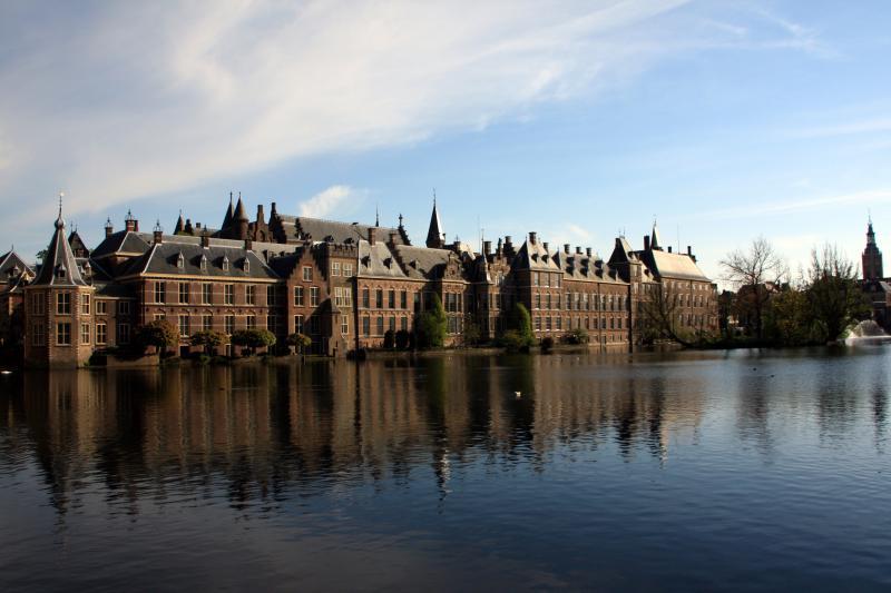 Binnnenhof The Hague