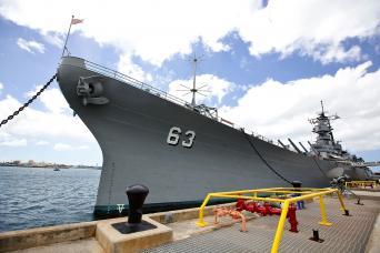 USS Missouri, Arizona Memorial & Punchbowl