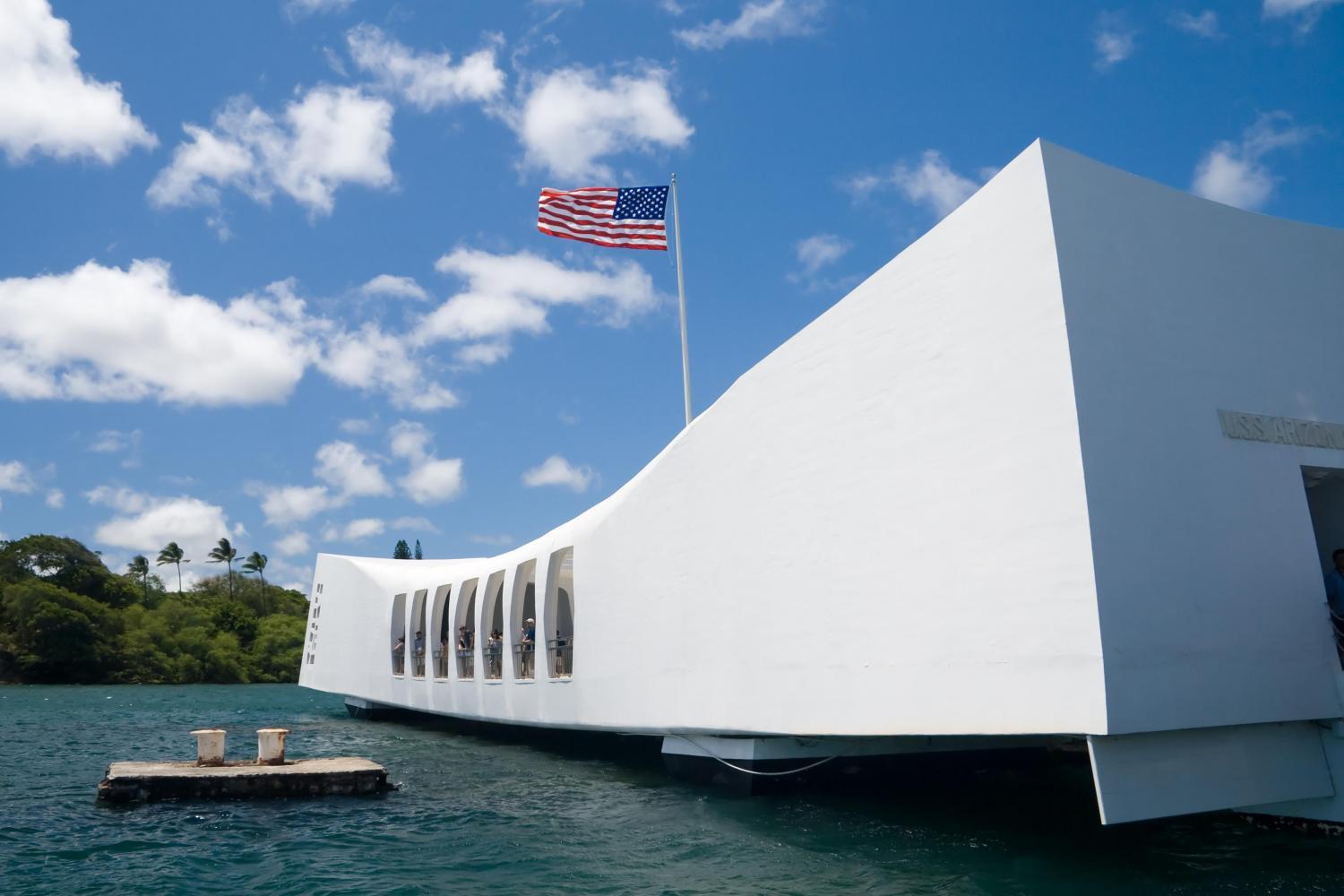 Pearl Harbor Oahu >> One Day Tour To Oahu Pearl Harbor Heroes Adventure From Kona
