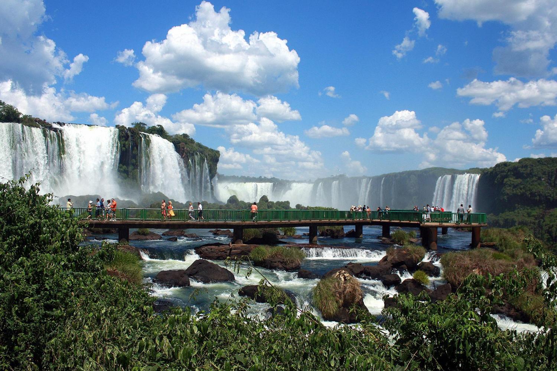 Iguazu Falls Full Day - Argentina and Brazil Sides - Iguazu Falls