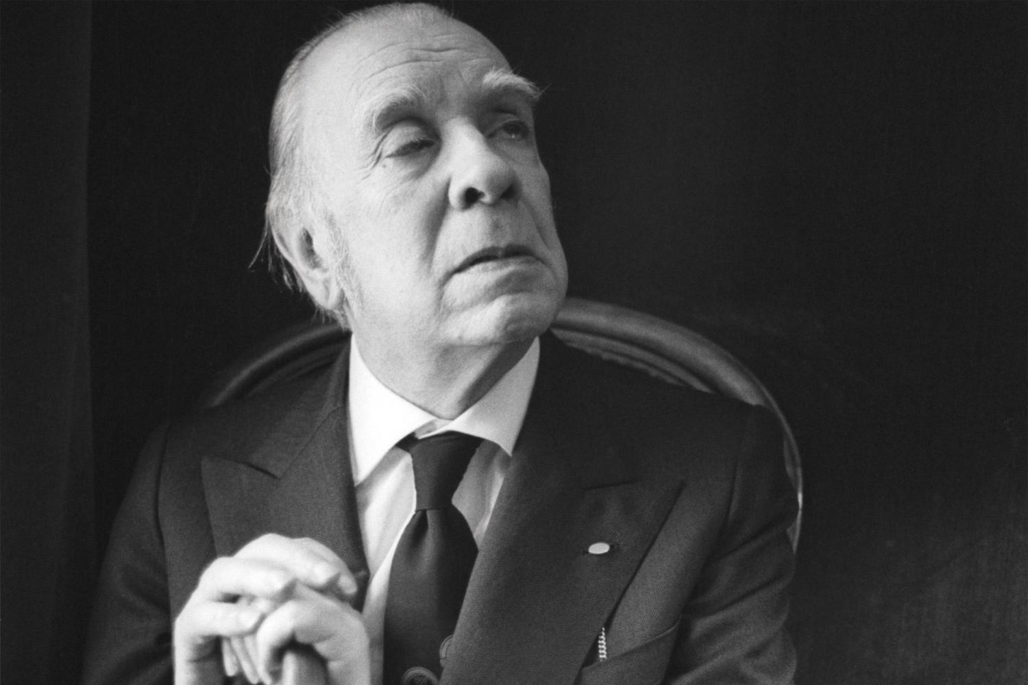 Historical Characters Of Buenos Aires Eva Peron Jorge Luis Borges