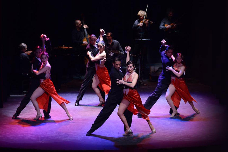 Tango Show: Piazolla Tango - Buenos Aires
