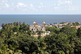 Recife and Olinda City Tour - Private English Guide