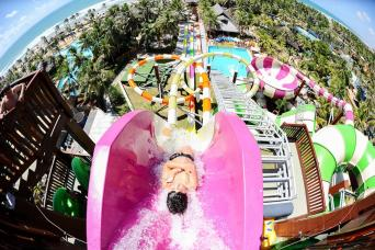 Panoramic City Tour with Beach Park - Seaside Water Park
