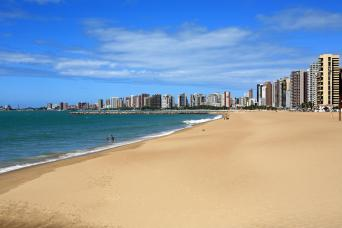 Fortaleza Panoramic City Tour