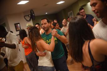 Samba in Rio – Samba Dance Class