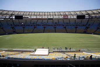 Maracana Stadium: Behind the Scenes