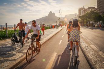 Bike Tour - Beaches, Lagoon, Botanical Garden and Sunset