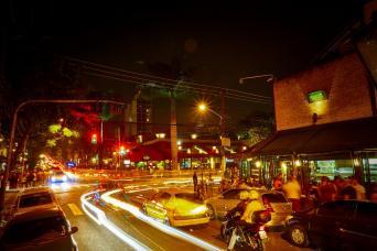 Sao Paulo By Night – The Bohemian Life
