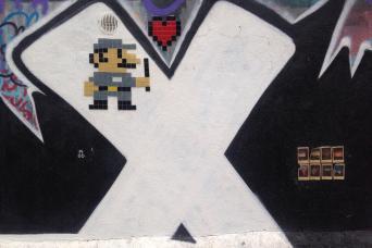 São Paulo Graffitti and Street Art