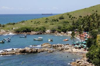 Cabo de Santo Agostinho with Buggy and Catamaran