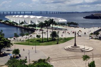 Historic Rio Walking Tour