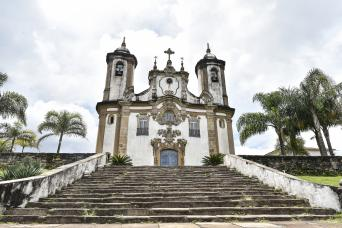 Historical Cities of Ouro Preto and Mariana