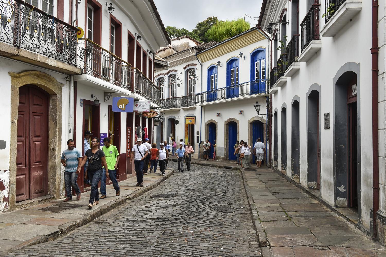 City Tour Caminhando pelo Centro Histórico de Ouro Preto - Saída ...