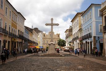 Salvador by Day - Historical City Tour of Pelourinho and Panoramic City Tour with Lunch