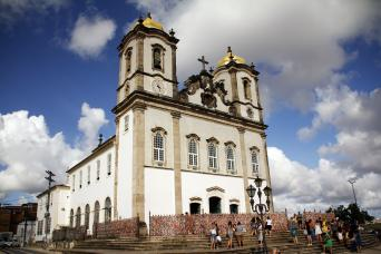 Salvador by Day - Historical City Tour and Panoramic Tour from Costa do Sauípe and Praia do Forte