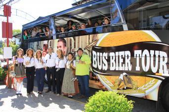Bus Beer Tour - Sierra Breweries with tasting