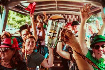 Bus Bier Tour and Nova Petropolis Tour