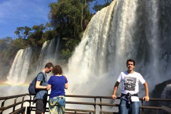 Iguassu Falls - Argentina Side with Gran Aventura, Speed Boat and Off-Road Truck adventure